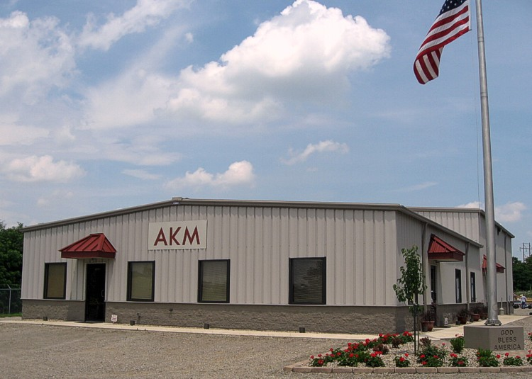 Building where our general contractors work in Chillicothe, OH